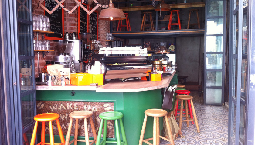 Mambocino Kahve Devrimi